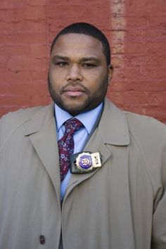 Law and Order - Anthony Anderson