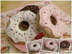 LeoLilie: Anleitung Donut Freebie ITH