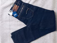 G-STAR RAW DENIM JEANS STYLE 3301 SLIM AUTHENTIC RRP $299.90 SIZE 31 LENGTH 34