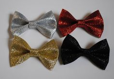 Glitter Bow Headband  Glitter Bow  Baby Bow by PetalsAndPearlsBows