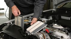 How to Replace Cabin Air Filter - http://www.lube-express.com/cabin-air-filter/