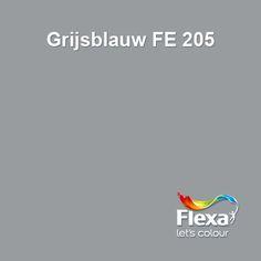 Flexa Expert kleur Grijsblauw FE 205