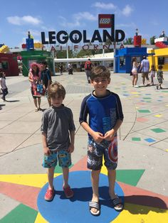 How to find Legoland California coupons and discounts 2016 and read the review of Legoland California for older kids (ages 8 & 10) here.
