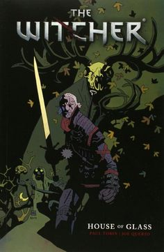 2014 Nominee For Superior Achievement In A Graphic Novel: The Witcher ~~ Paul Tobin ~~