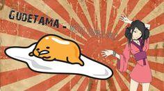 GudeTama - мистер ленивое яйцо (супер-культовый японский десерт для детей)