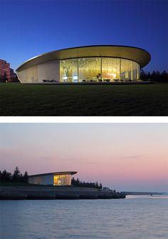 Weihai Pavilion by Make Architects