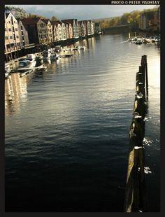 Trondheim's canals