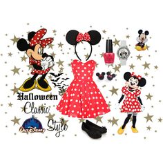 Cute Minnie Mouse Costume - Polyvore