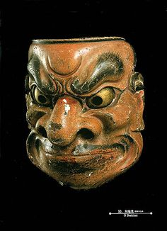 Obeshimi mask
