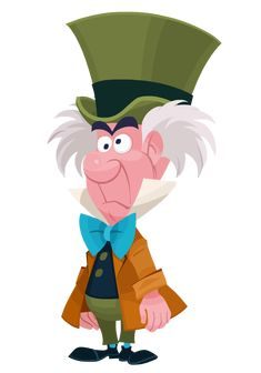 Mad Hatter/Gallery - Disney Wiki
