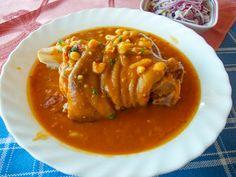 Retete Culinare pentru Meniul Zilei - Pentru o viata sanatoasa, mancati macar o data pe zi: Ciolan afumat cu fasole la Miercurea Sibiului