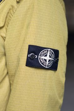 Buy Stone Island Reflective Jacket Weave Ripstop TC 711543999 In Green At Online Now. Official Stone Island Stockists With Fast Wo Stone Island Sweatshirt, Stone Island Clothing, Stone Island Jacket, Football Casuals, Green Jacket, Spring Collection, Style Me, Street Wear, Peach Nails