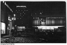 Kino International, Berlin March 1965.