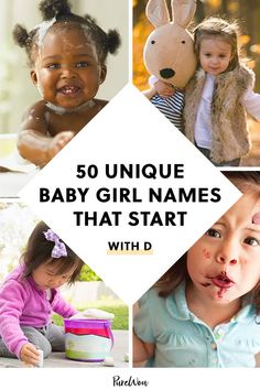 Choosing a name for your child is one of the hardest parts of pre-parenting. Want a girl name that begins with D? We've got the best options. #baby #girl #names Unique Girl Names, Baby Girl Names, Baby Needs, Baby Love, Name Inspiration, Daily Inspiration, Gender Neutral Names, Donna Reed, Flower Names