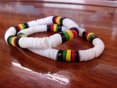 Jamaican Bracelets by IssI17 on deviantART