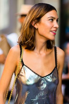 Alexa Chung - NYFW SS2017 - The Cut