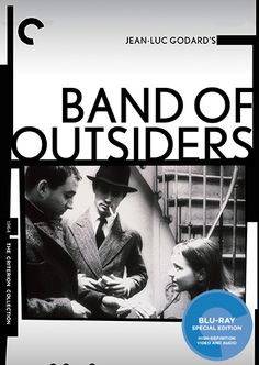 Band of Outsiders (1964) - No. 174 [Blu-ray cover by Lucien S.Y. Yang]