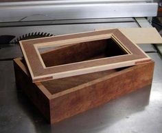 Making a Small Wooden Box #1: Getting Started - by Don @ LumberJocks.com ~ woodworking community