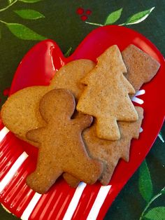 Peter's Vegan Pepparkakor (Swedish Gingerbread Cookies)