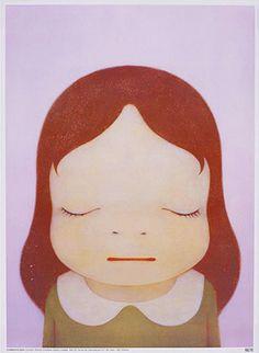 Cosmic Girl - Eyes Closed