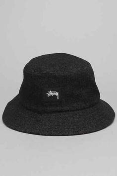 1eda7e7d3df Stussy Denim Bucket Hat Mens Clothing Sale