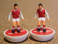 Vintage 1970s subbuteo - #classic h/w #spares - #arsenal # 16 - heavyweight,  View more on the LINK: 	http://www.zeppy.io/product/gb/2/142238325741/