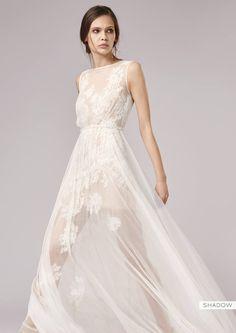 New collection by ANNA KARA, graduate of Fashion School SAPU. #wedding #weddingdress http://www.ksa.edu.pl/fashion-college-english