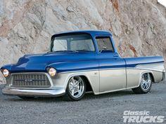 1955 Cameo Pickup…