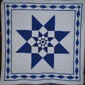 Starburst Quilt Pattern - via @Craftsy