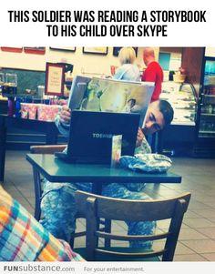 A true father