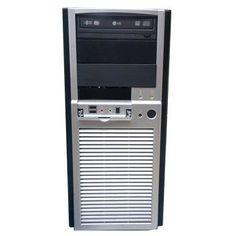 Workstation second hand Obudowa Chieftec, 2 Xeon Quad Core X5450
