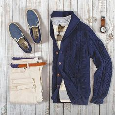 Spring Knitwear Grid by @matthewgraber