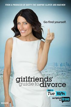 Girlfriends Guide to Divorce - HD Movies & TV Shows Online Streaming Top Tv Shows, Watch Tv Shows, New Shows, Movies And Tv Shows, Girlfriends Guide To Divorce, Divorce Online, Lisa Edelstein, Divorce Mediation, Bravo Tv