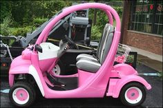 GEM toy..pink | Hybrid Cars Models GEM Car- The gem of an option among electric car models Gem Car perfectly suits the city traffic conditions and it is a good option to shift from the petrol-driven cars to the electric operated ones. This model can accommodate up to 6 adults and its top-speed goes up to 40km per hour.
