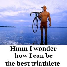 Giving you tips on how you can make your better, best for your next Triathlon race.