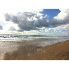 Roche beach in Cadiz, Spain