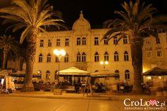 Promenada w Trogirze || http://crolove.pl/trogir-portowe-miasto-zachwycajaca-starowka/ || #Trogir #Croatia #Chorwacja #Hrvatska
