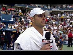 Andy Roddick's Farewell Speech