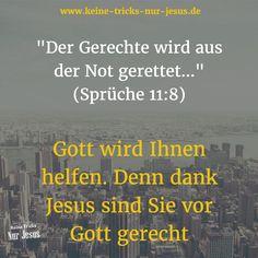 """Schauen Sie auf Jesus; schauen Sie nicht auf die temporären Lebensumstände. Kontern Sie die negativen Gedanken der Angst, der Sorge und der Zweifel mit den herrlichen Zusagen, die Gott Ihnen macht. Wo Sie Gottes Zusagen finden? In der Bibel. Beispielsweise hier: """"Ich kenne meine Pläne, die ich für euch habe (…), Pläne des Heils und nicht des Unheils"""" (Gott in Jeremia 29:11)"""