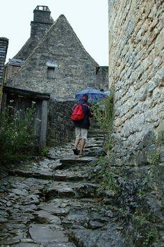 La Roque Cageac.foto E. Klever