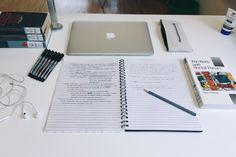 My little studyblr
