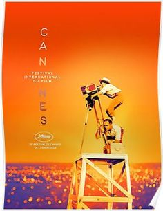 72nd Cannes Poster 2019 Poster