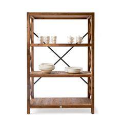 Cross Bridge Display Cabinet - Kasten | Rivièra Maison