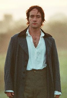The Pride and Prejudice look.sexy in a historical way:) This was a good movie.