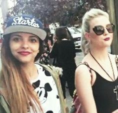 Jade and Perrie!
