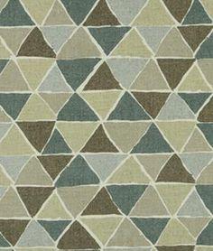 Robert Allen @ Home Mixed Modern Aloe Fabric - $18.45 | onlinefabricstore.net
