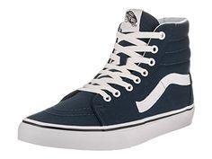 Vans Unisex Sk8-Hi (Canvas) Skate Shoe 38f95554d