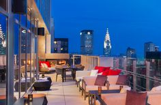 NYC's 10 Best New Rooftop Bars | Fodor's Travel