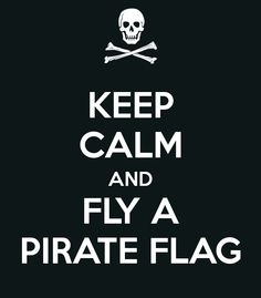 Steampunk Pirate Flag | Pirate Flag Wallpaper Widescreen wallpaper