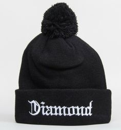 Diamond beanie hat popular style skullies and compton beanies men and women winter knit cap 5 colors